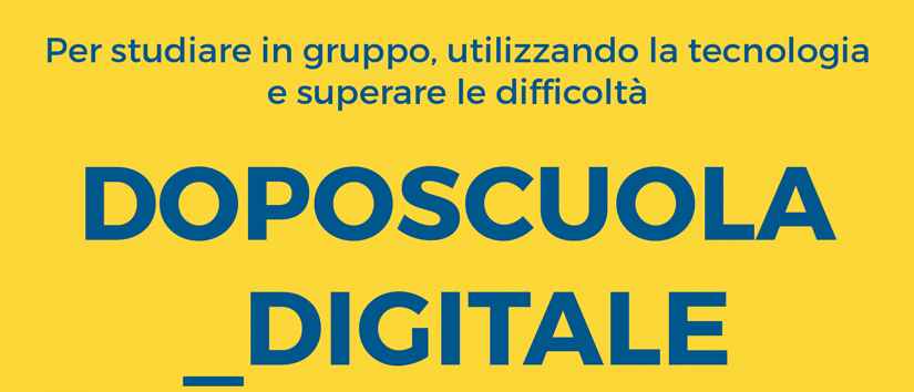 Doposcuola_Digitale a Segrate