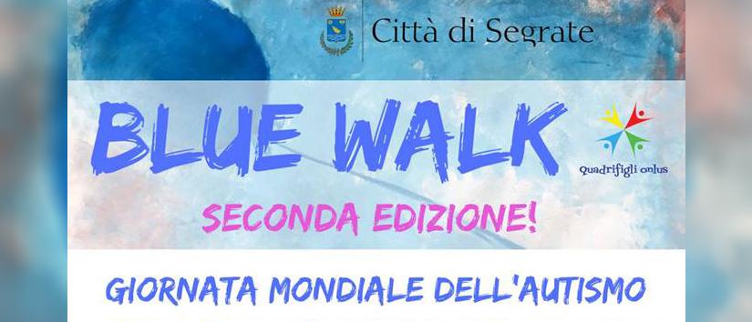 BLUE WALK, camminiamo insieme per l'Autismo