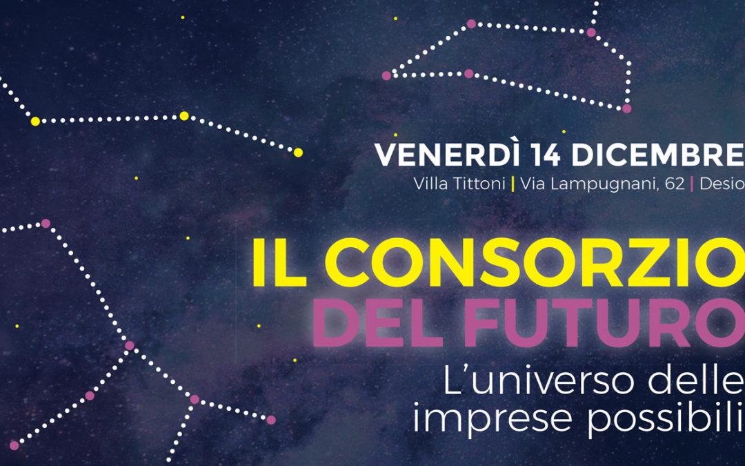 Il Consorzio del Futuro, presentazione di Officine Itineranti